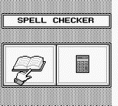 Houghton Mifflin Spell Checker and Calculator