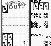 Square Deal - The Game of Two Dimensional Poker